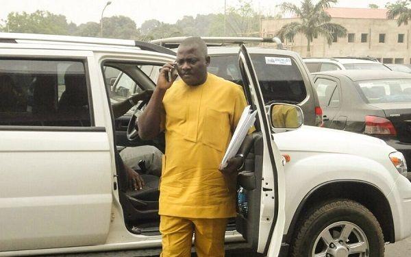 Innocent chukwuma, CEO innoson motors