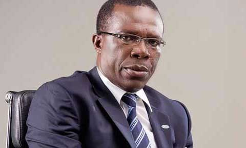 Nigerian billionaire Cosmas Maduka