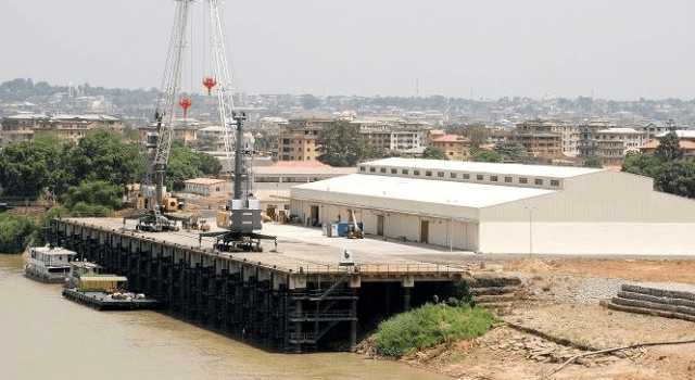 Onitsha Seaport Finally Commissioned After Several Years