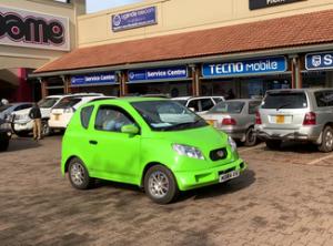 Kiira Motors Corporation (KMC)