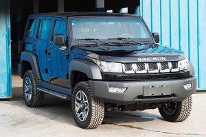 Innoson Motors from Nigeria
